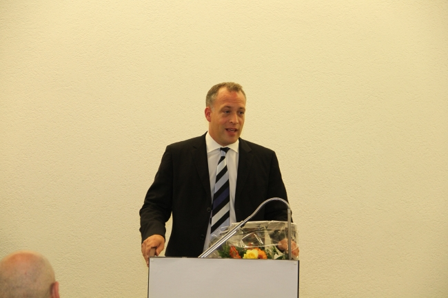 Prof. Dr. Christian Wüthrich, Words of Thanks