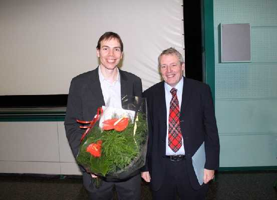 Dr. Stephan Leuenberger and Prof. Dr. Alan Weir