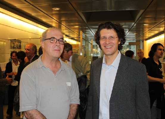 Prof. Dr. Pascal Engel and Dr. Michael Frauchiger