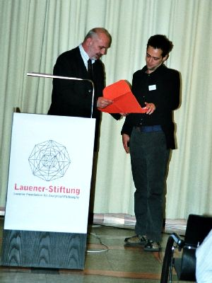 Presentation of the Lauener Prize for Young Talents 2005