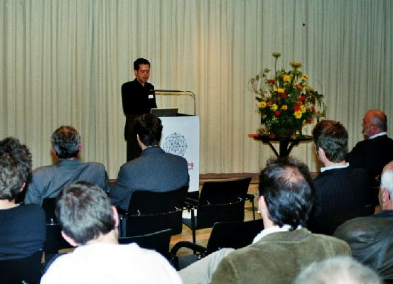 Prize Winner Speech: Philipp Keller M. A. (Univ. Genève)
