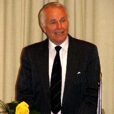 Prizewinner's Speech, Prof. Dr. Dagfinn Føllesdal