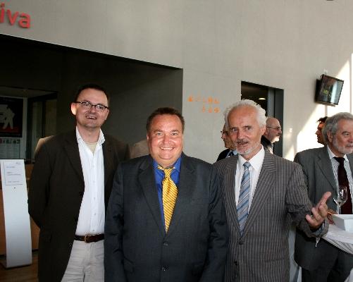 Prof. Dr. Ulrich Nortmann, Dr. Daniel Schoch, and Prof. Dr. Wilhelm K. Essler