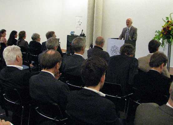 Prof. Dr. Wilhelm K. Essler, Presidential Address