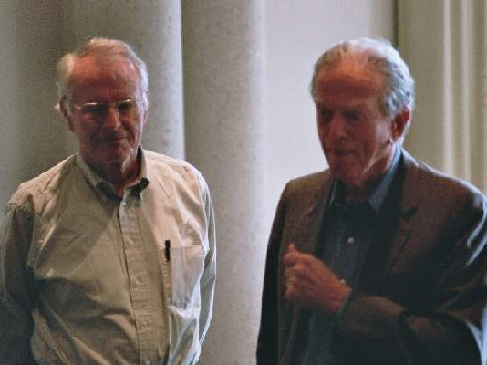 Prof. Dr. Dagfinn F�llesdal and Prof. Dr. Patrick Suppes