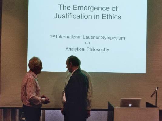 Lauener Symposium 2004